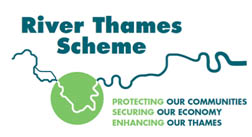 Sunbury Weir - Investigations by River Thames Scheme